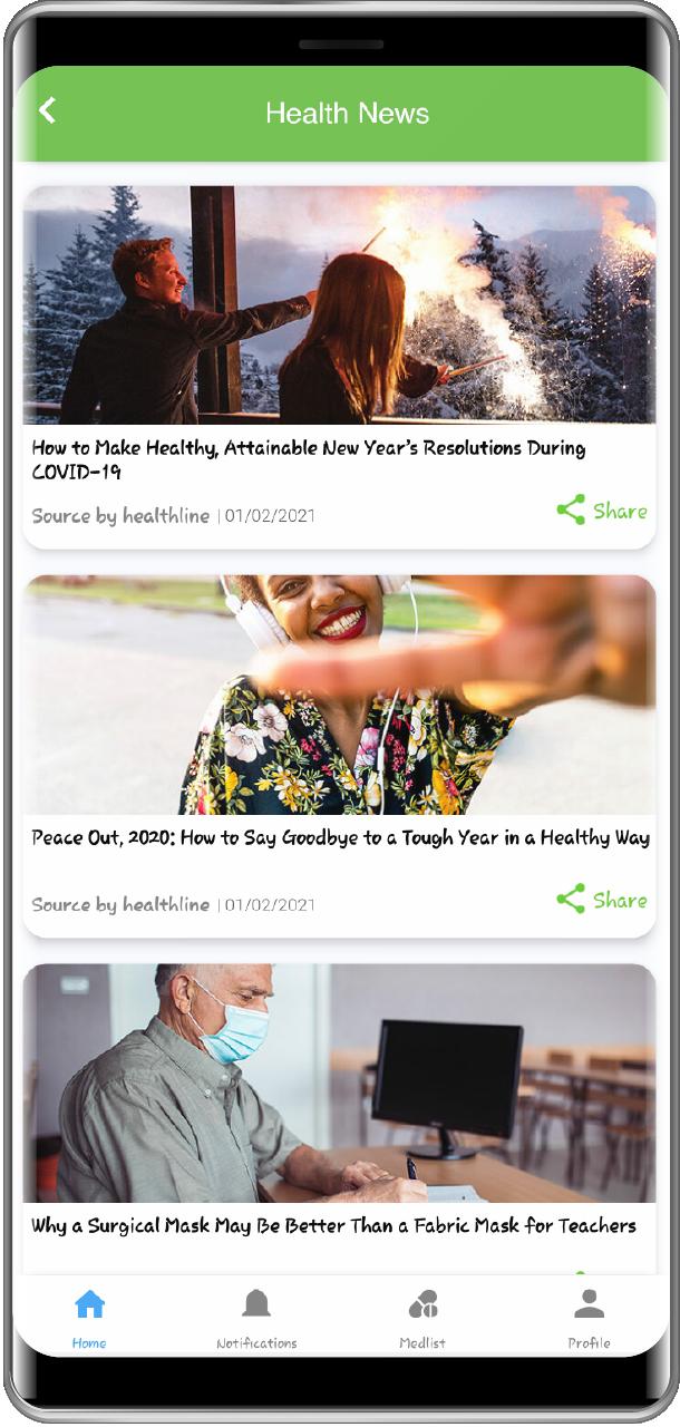 MedSearch App